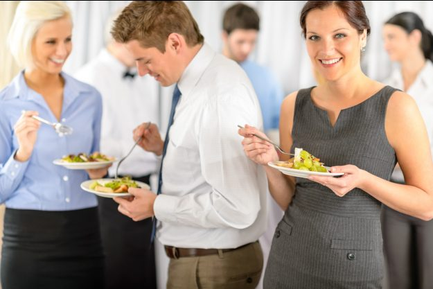 Firmenfeier in Berlin - Flying Buffet