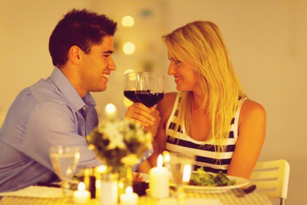 Erlebnisdinner-Gutschein –Romantik für zwei