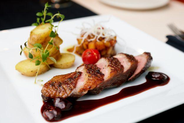 Fleisch-Kochkurs Berlin - perfekte Sauce