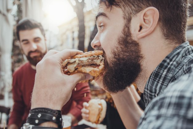 Geschenkgutschein Männer – Burger genießen