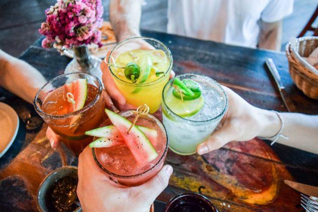 Junggesellenabschied – Cocktails trinken