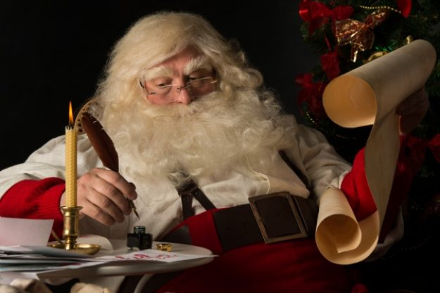 Krimi & Dinner Berlin – der Weihnachtsmann kommt