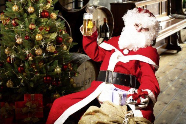 Krimi & Dinner - Weihnachtsmann