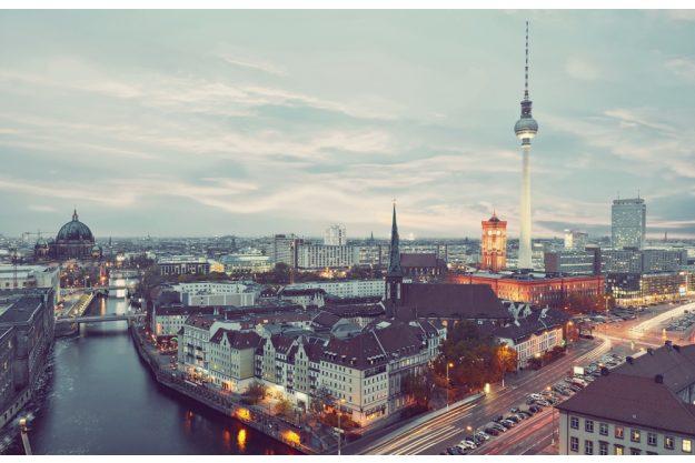 Kulinarische Stadtführung Berlin – Blick auf Mitte