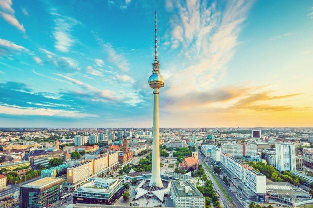 Kulinarische Stadtführung Berlin – der Fernsehturm in Berlin