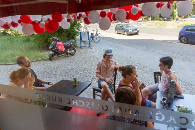 Kulinarische Stadtführung Berlin – Imbiss-Pause