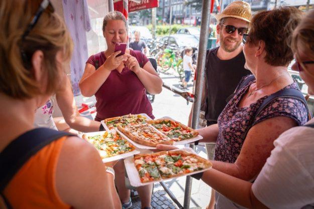 Kulinarische Stadtführung Berlin – zusammen essen