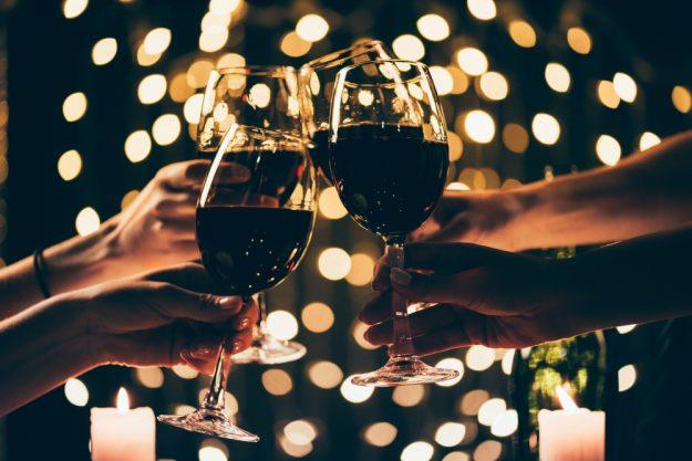 Online Rotweinseminar Rotwein zu Weihnachten