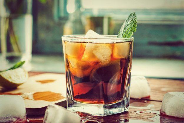 Rum-Tasting Berlin – Mixgetränk mit Rum