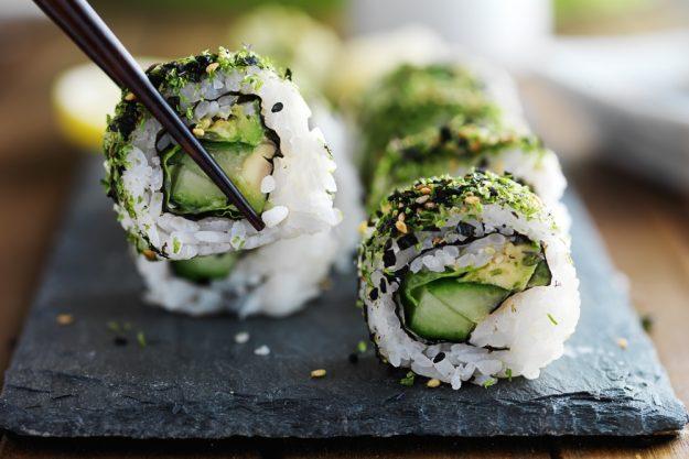 Sushi kochkurs berlin savignyplatz