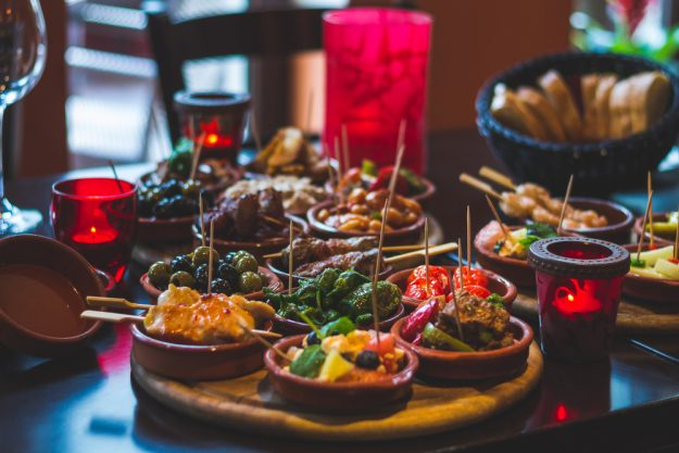Tapas-Kochkurs in Berlin – Tapas Buffet