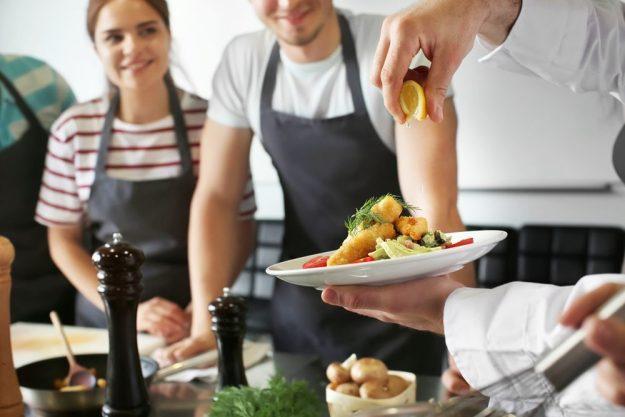 Firmenfeier in Berlin - Gemeinsam Kochen