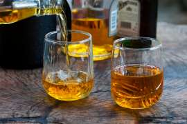 Whisky-Tasting Berlin One Bourbon, one Scotch