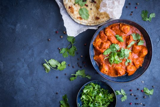 Online Kochkurs Butter Chicken@Home