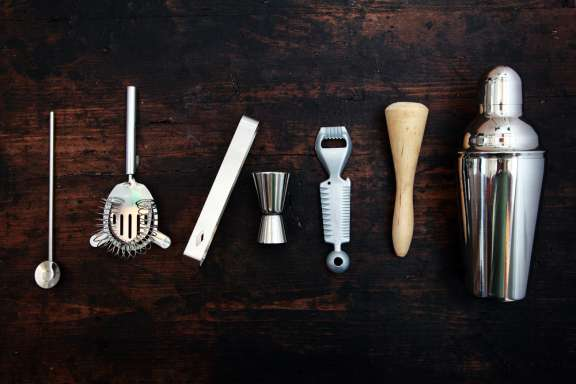 Cocktailkurs Hannover – Cocktail Equipment