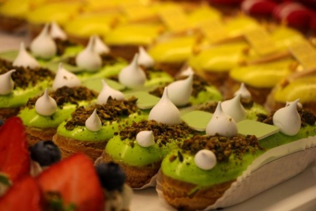 Backkurs Hannover – Dessert
