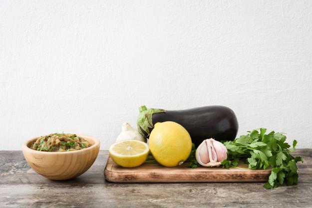 Vegetarischer Kochkurs Hannover – Baba Ganoush