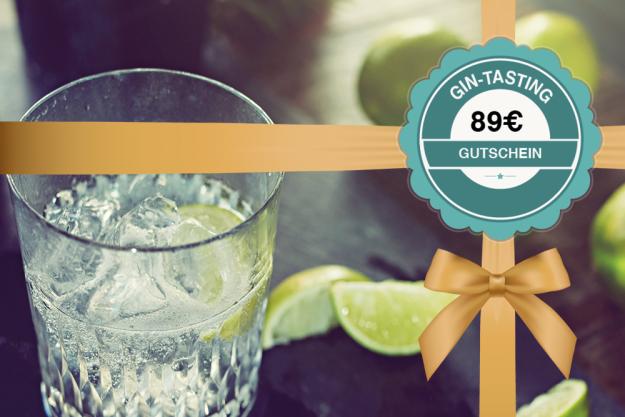 Gutschein Gin-Tasting – Gin mit frischen Limetten