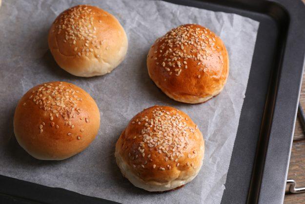 Burger-Kochkurs Hannover – Burger Brötchen