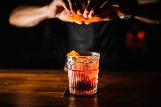 Cocktailkurs Hannover – Cocktail in orange