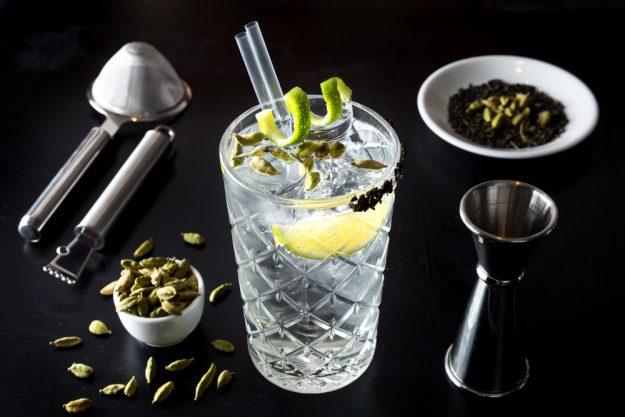 Gin-Cocktailkurs Gin Tonic
