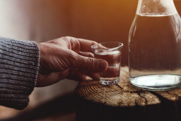 Gin selber machen Hannover  – purer Alkohol