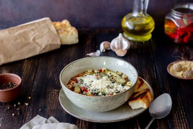 Italienischer Kochkurs Hannover – Minestrone