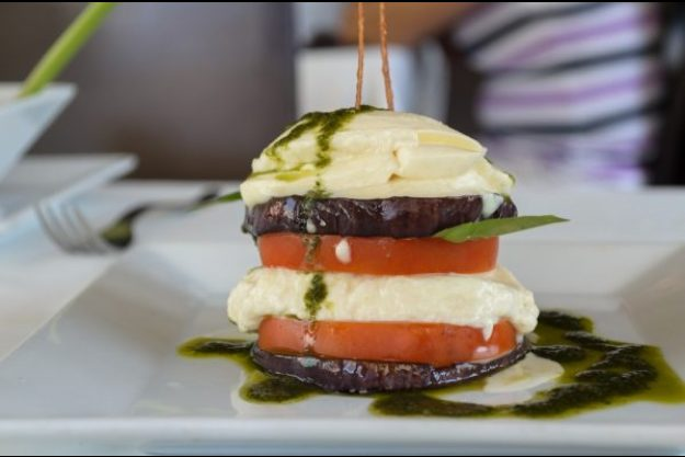 Italienischer Kochkurs Hannover – Aubergine Caprese