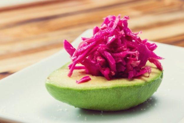 kalifornische Küche Hannover – Gefüllte Avocado