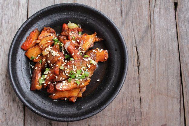 Koreanischer Kochkurs Hannover – Bulgogi: Frittiertes Rindfleisch
