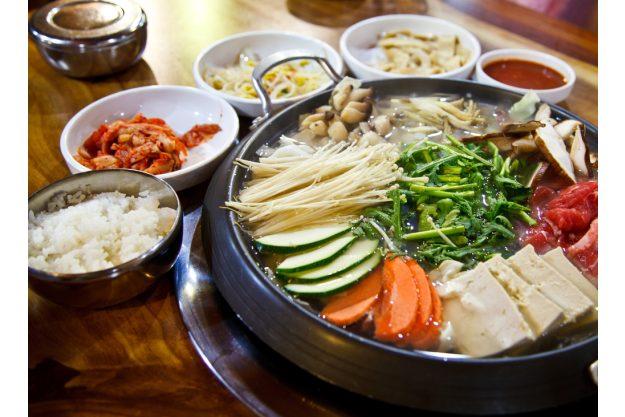 Koreanischer Kochkurs Hannover – koreanisches Essen mit Reis