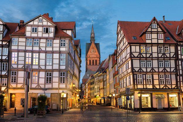 Kulinarische Stadtführung Hannover – Altstadt