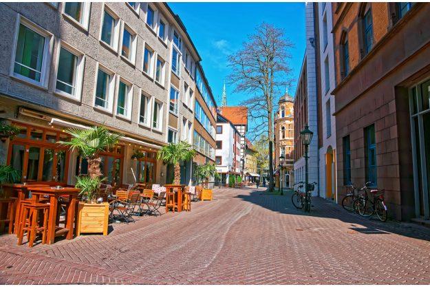 Kulinarische Stadtführung Hannover – Straßen in Hannover