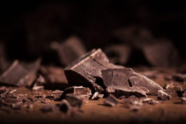 Schokolade macht glücklich –Schokolade