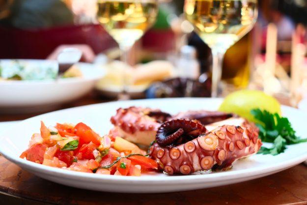 Spanischer Kochkurs Hannover – mediterraner Fischteller