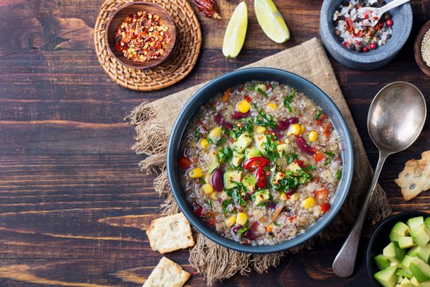 Südamerika-Kochkurs Hannover – Quinoa-Soup