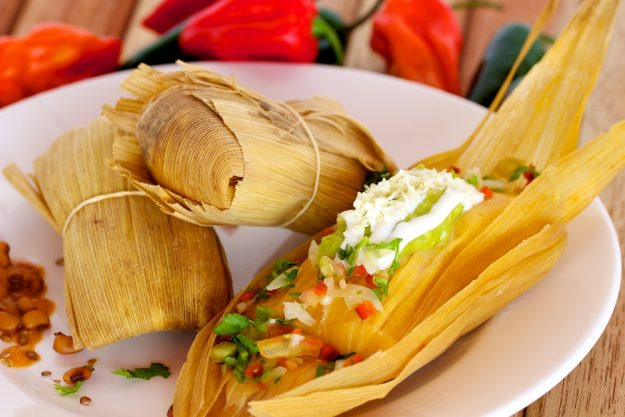 Südamerika-Kochkurs Hannover –Tamale
