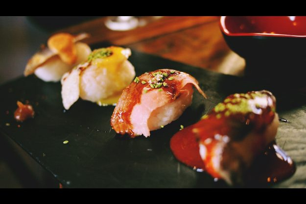 Sushi-Kurs Hannover – Sushi deluxe