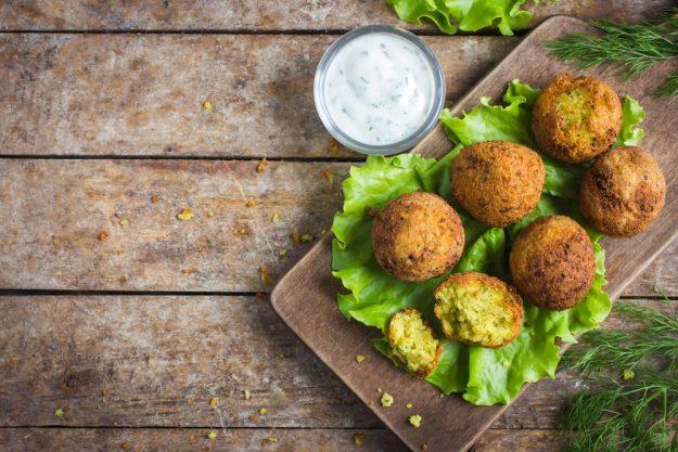 Vegetarischer Kochkurs Hannover – Falafel