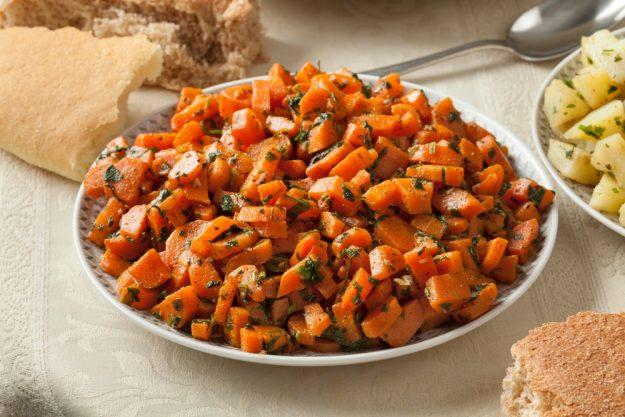 Vegetarischer Kochkurs Hannover – Karottensalat