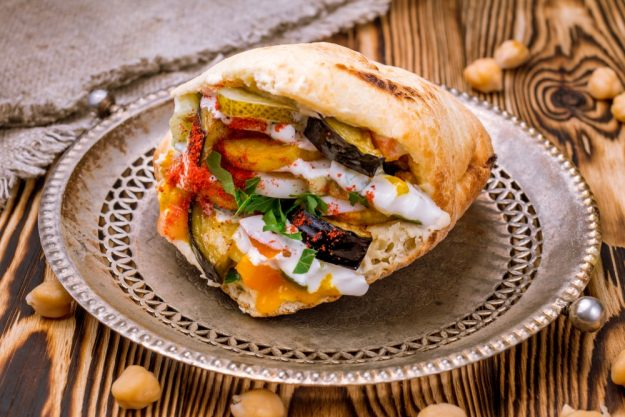 Vegetarischer Kochkurs Hannover – Sabih