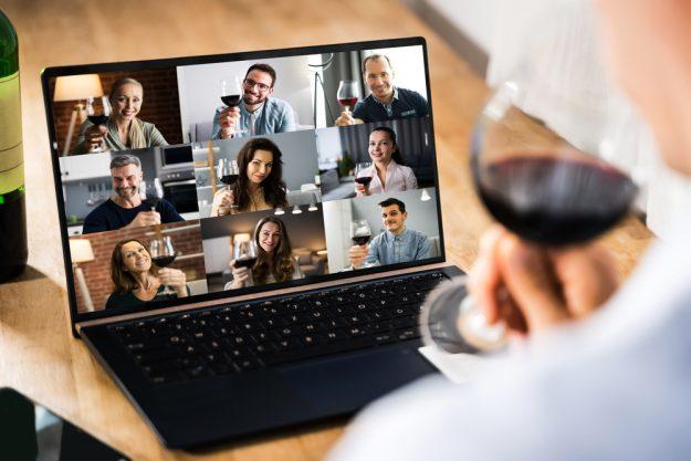 Weinprobe Online – Weinprobe zuhause