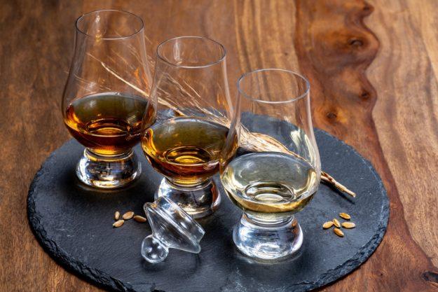 whisky-online-probe Single Malts aus aller Welt