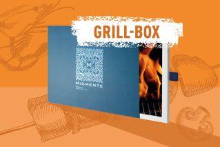 Grillkurs-Gutschein  Miomente GRILL-Box