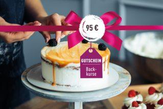 Backkurs-Gutschein Backkurs-Gutschein 95€