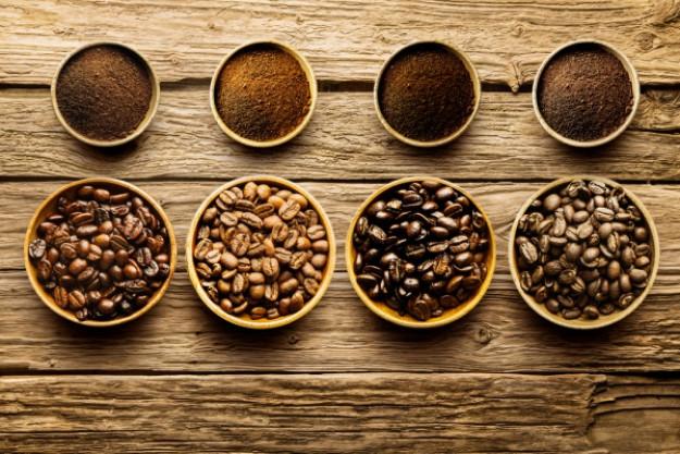 Coffee-Tasting Wiesbaden - Kaffeebohnen
