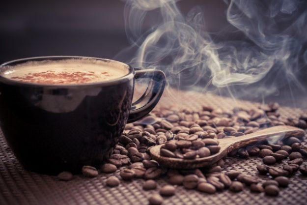 Coffee-Tasting Wiesbaden - Bohnen und Tasse