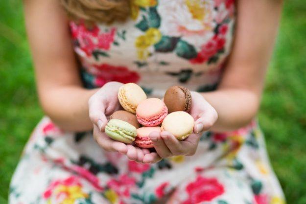 Geschenkgutschein für Frauen – Macarons-Backkur