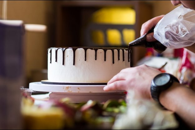 Süße Verführung - Dripping Cake