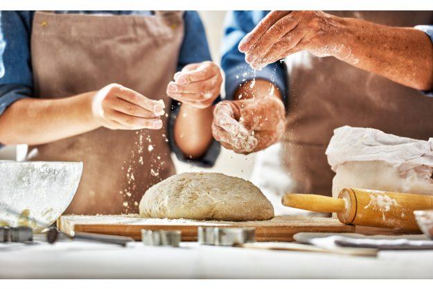 Junggesellenabschied mit Kochkurs  – zusammen backen